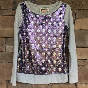 Chelsea & Violet | Rock Goddess Sweatshirt Med